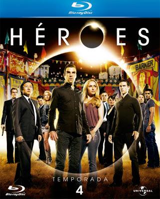 Ganadores de la cuarta temporada de \'Héroes\' en Blu-Ray – No es cine ...