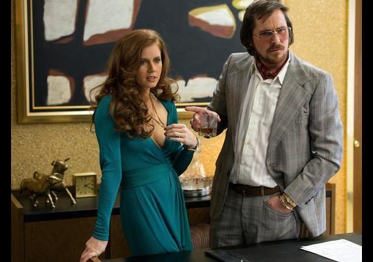 Primeras fotos de Christian Bale y Bradley Cooper en 'American Hustle'