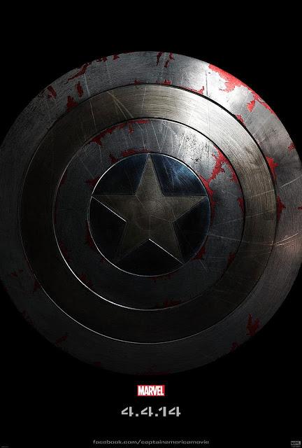 Marvel presenta el teaser póster de 'Capitán América: El Soldado de Invierno'