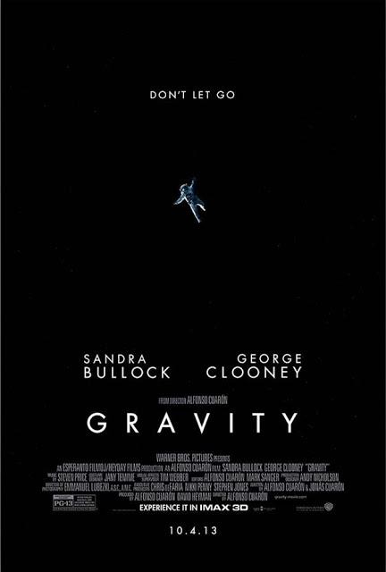 Nuevo póster IMAX de 'Gravity' de Alfonso Cuarón