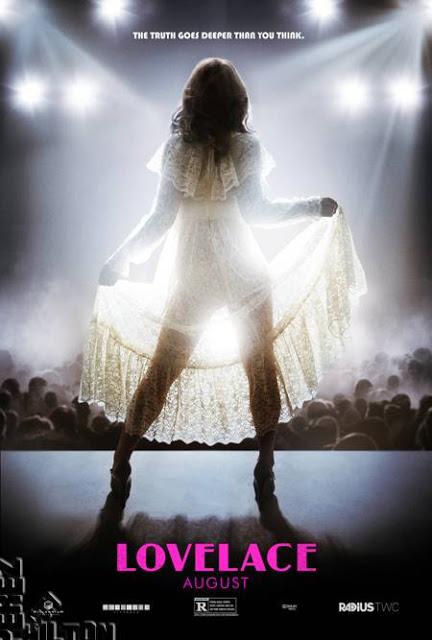 Nuevos pósters de 'Lovelace', con Amanda Seyfried