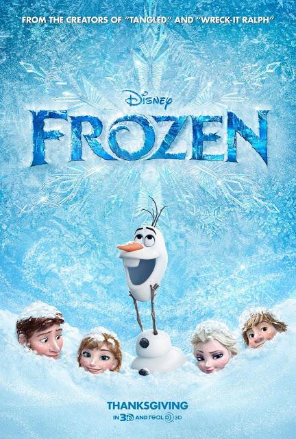 Disney presenta un nuevo póster internacional de 'Frozen, el reino del hielo'