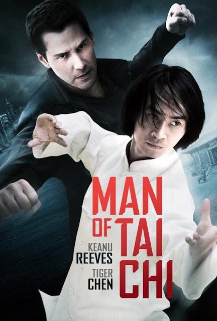 Nuevo tráiler y póster de 'Man of Tai chi', con Keanu Reeves