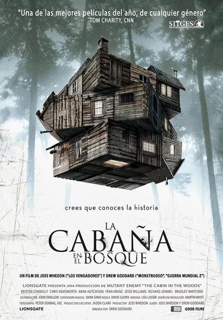 Poster 'La Cabaña en el Bosque'