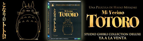 A la venta 'Mi Vecino Totoro' y 'El Castillo Ambulante' de la colección Studio Ghibli Collection Deluxe