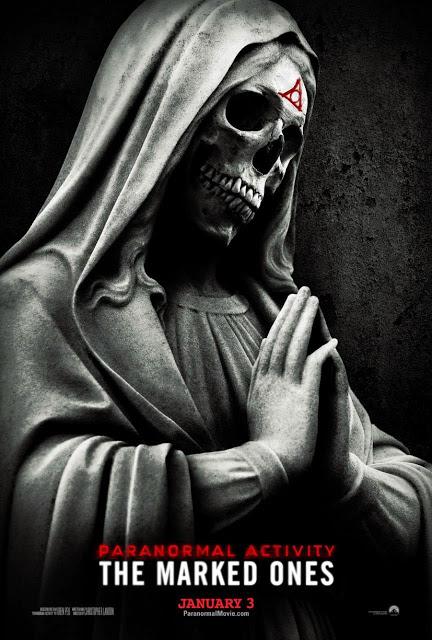 Tráiler promocional y nuevo póster de 'Paranormal activity: Los señalados'