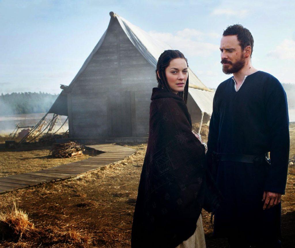 Nueva foto de 'Macbeth', con Michael Fassbender y Marion Cotillard