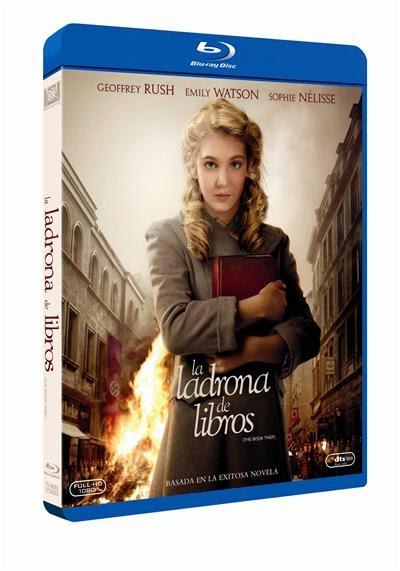 A la venta 'La ladrona de libros' en DVD, Blu-ray y Digital HD
