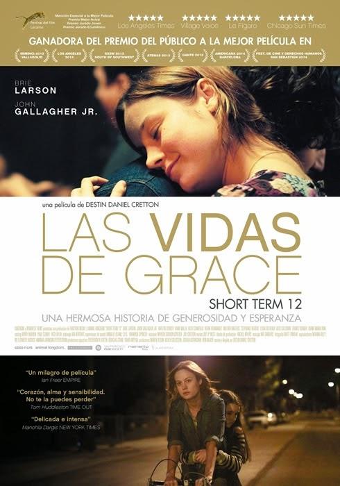 El 25 de julio llega a España 'Las vidas de Grace (Short Term 12)'