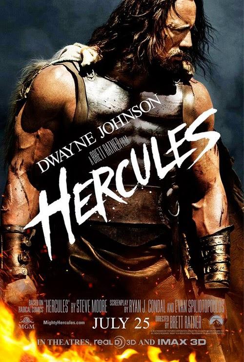 Tráiler español y un nuevo póster internacional de 'Hércules'