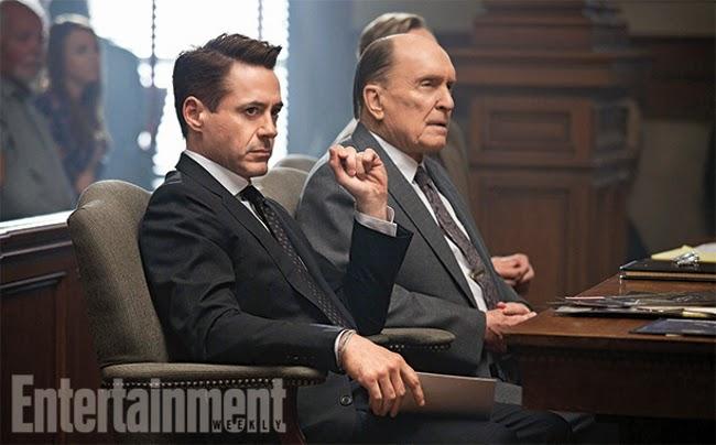 Nueva foto de Robert Downey Jr. y Robert Duvall en 'The Judge'