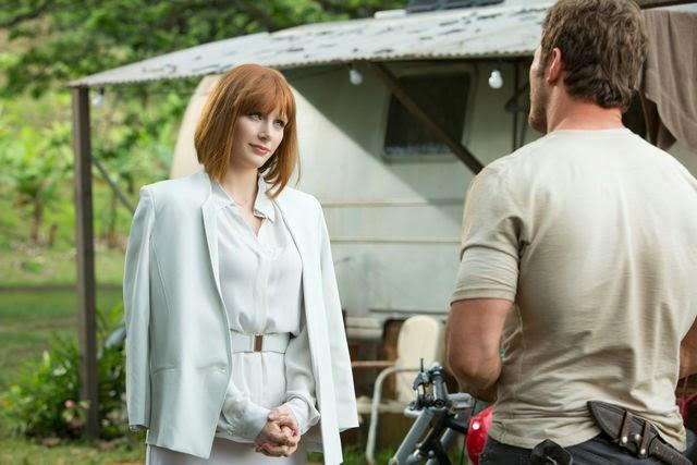 Tres nuevas imágenes oficiales de 'Jurassic world'