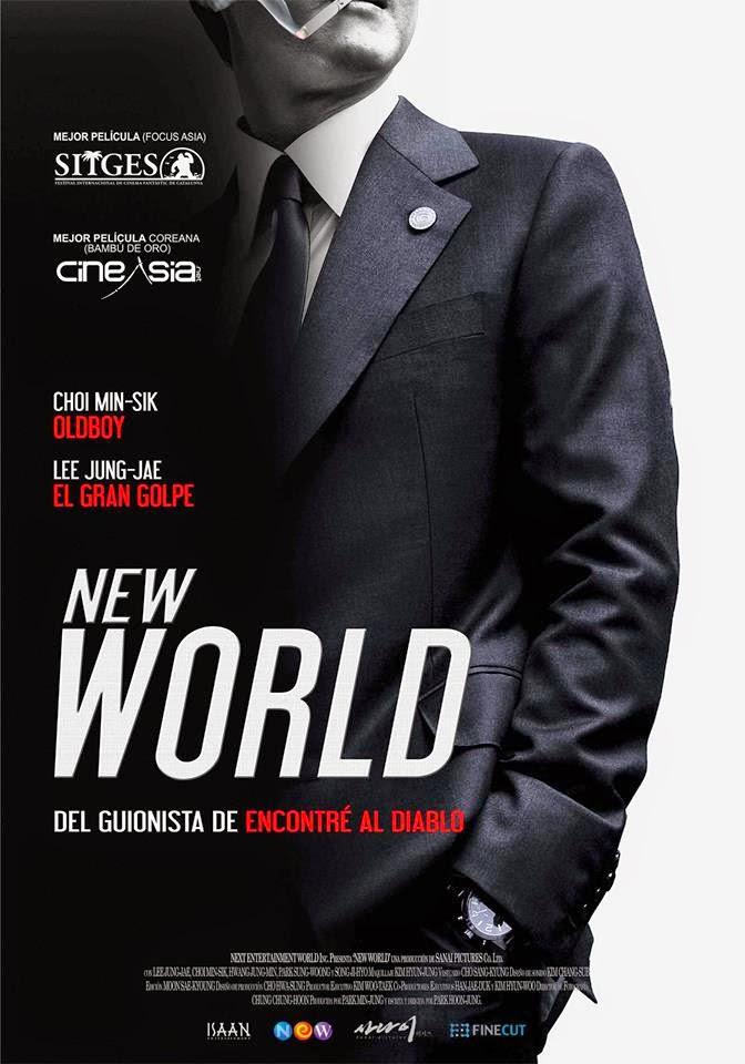 Este viernes se estrena 'New World', de Park Hoon-jung con Choi Min-Sik