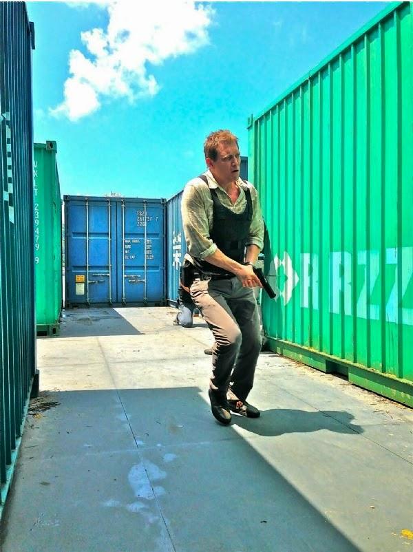 Primeras imágenes de Chris Hemsworth en 'Cyber'