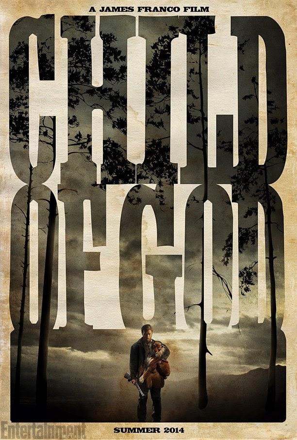 Segundo traíler de la nueva película dirigida por James Franco 'Child of God'