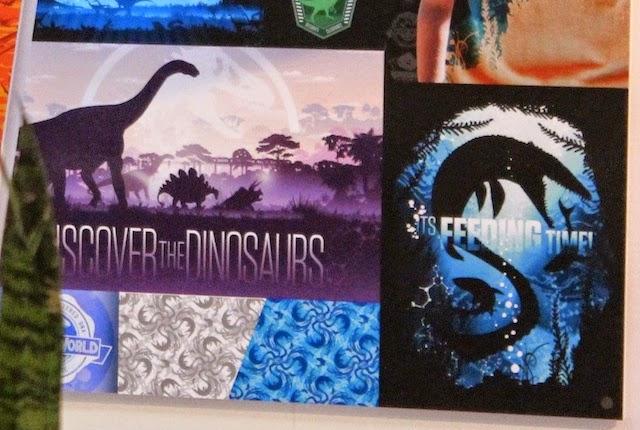 Los dinosaurios de 'Jurassic World' empiezan a ver la luz