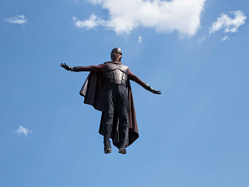 Nuevos vídeos e imágenes de 'X-men: Días del futuro pasado'