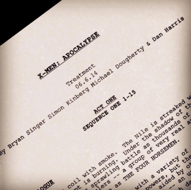 Bryan Singer revela parte del gión de 'X-Men: Apocalypse'