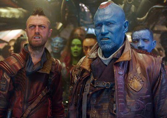 Revelado el aspecto de Yondu en 'Guardianes de la galaxia'