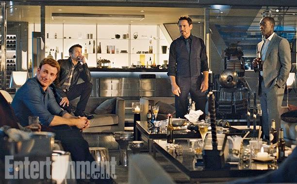 Revelado el aspecto de Ultron, nuevas imágenes y trama de 'Avengers: Age of Ultron'