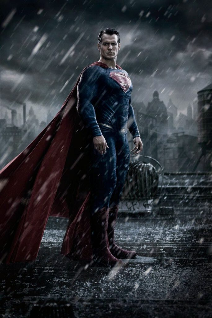 Primera imagen oficial de Superman en 'Batman v Superman: Dawn of justice'