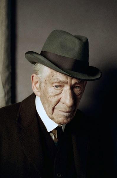 Primera imagen de Ian McKellen como Sherlock Holmes en 'Mr. Holmes'