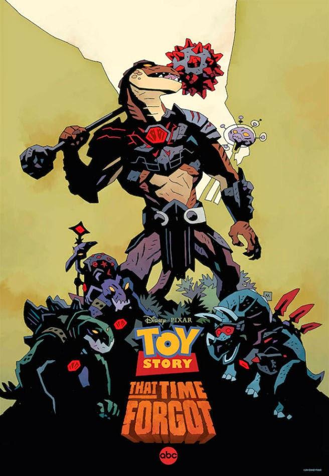 Póster de 'Toy Story That Time Forgot', el nuevo especial de 'Toy Story'