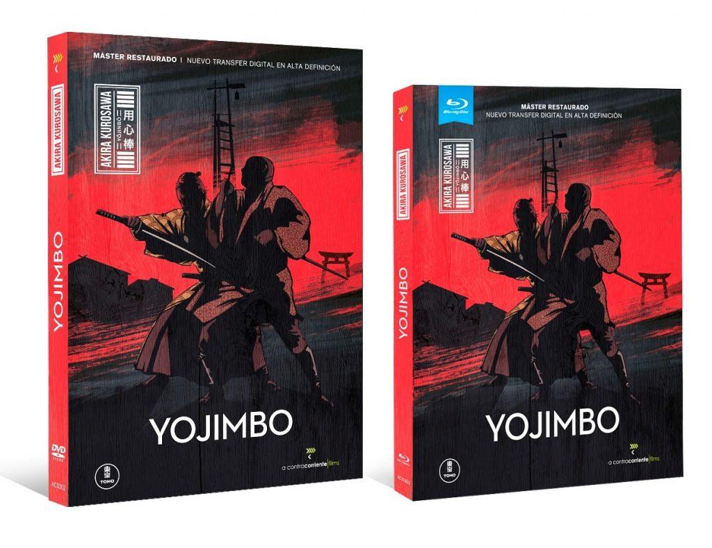 A la venta 'Yojimbo ' en edición restaurada en Blu-ray y DVD