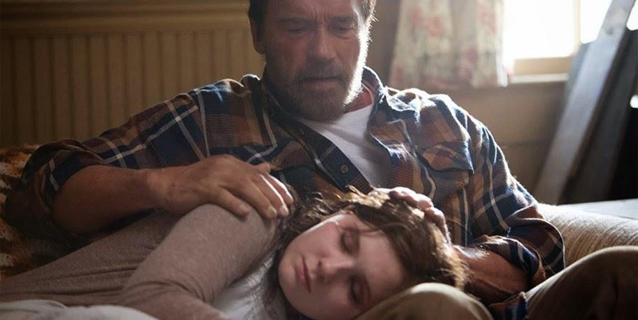 Primeras fotos de la película de zombies 'Maggie' con Arnold Schwarzenegger