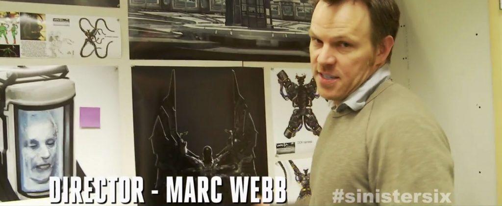 Marc Webb muestra el arte conceptual de 'Los seis siniestros'