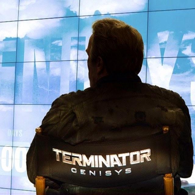 Termina el rodaje del reinicio de 'Terminator', que tiene nuevo título