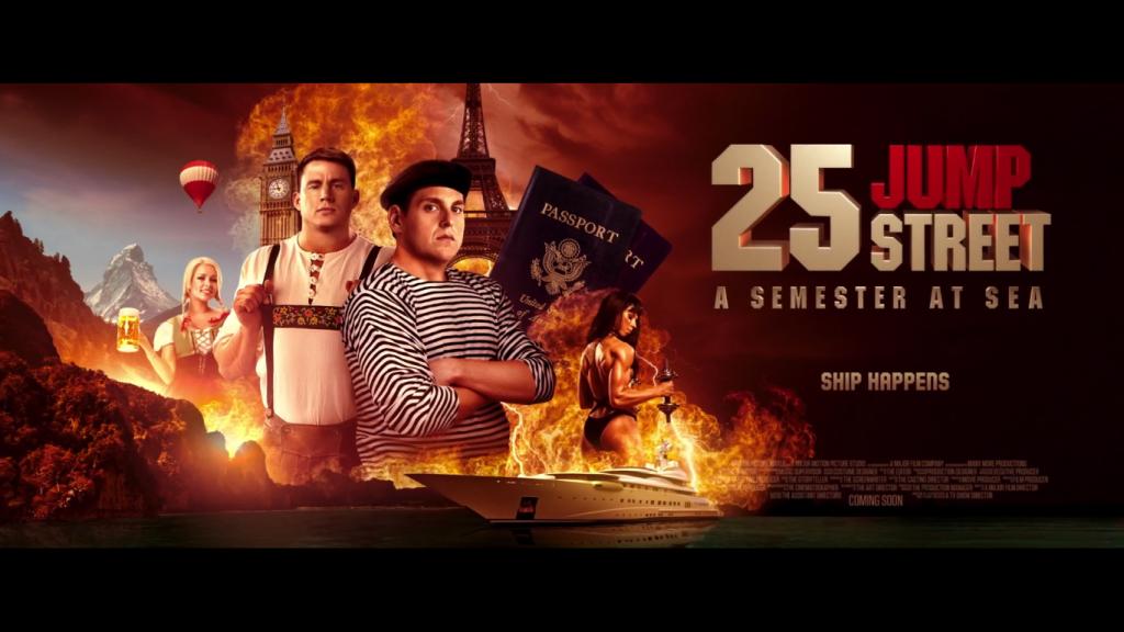 Publicados los pósters de las secuelas falsas de 'Infiltrados en la universidad'