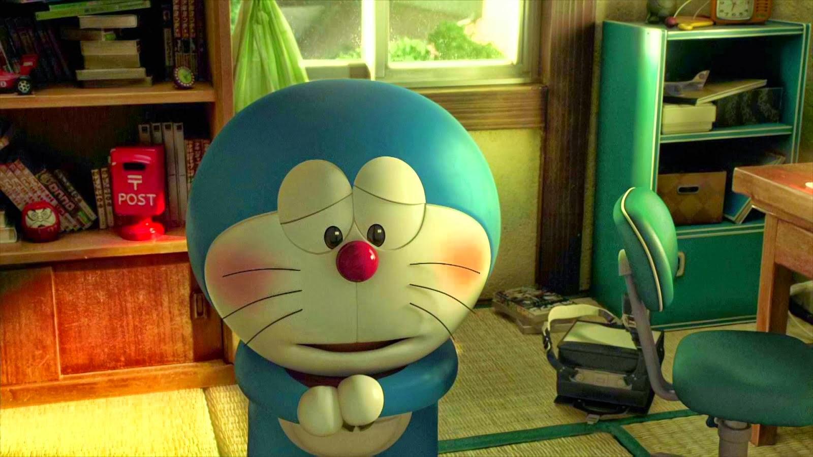 Stand by me Doraemon' sigue arrasando en Japón, y llegará a España en  navidad – No es cine todo lo que reluce