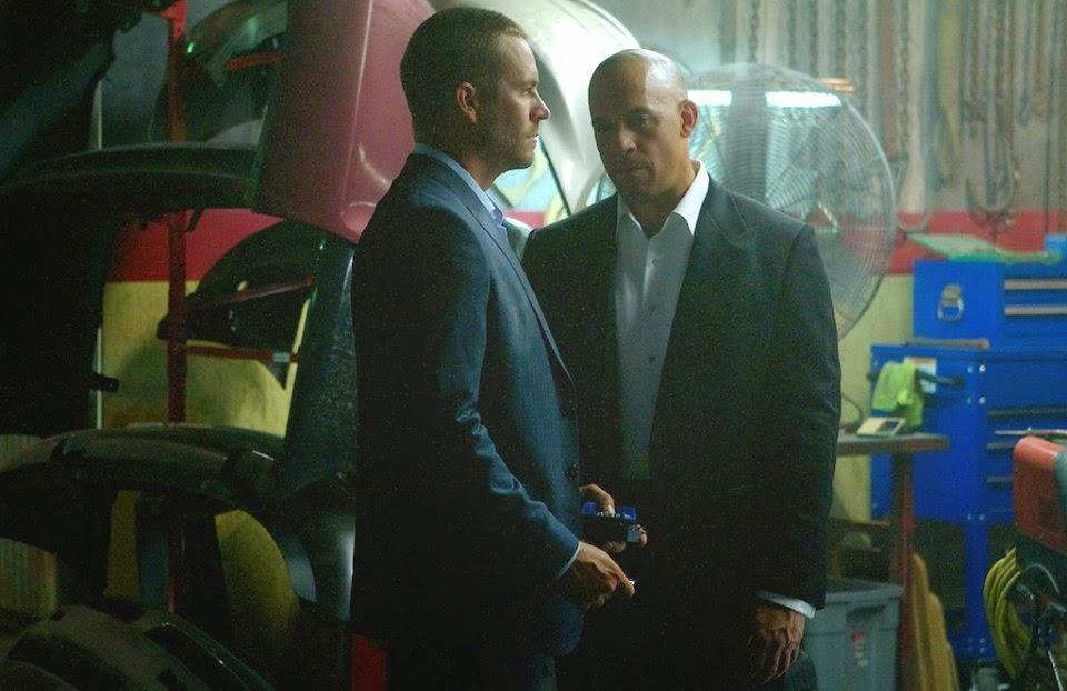 Vin Diesel revela dos nuevas fotos de 'Fast and Furious 7' y habla del tráiler