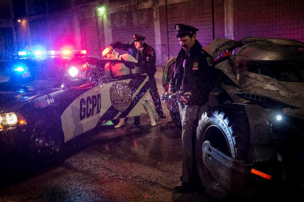 Un Stormtrooper se cuela en la nueva foto de 'Batman v Superman: Dawn of Justice'
