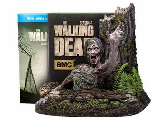 A la venta 'The Walking Dead. Cuarta temporada' en DVD, Blu-ray y edición coleccionista