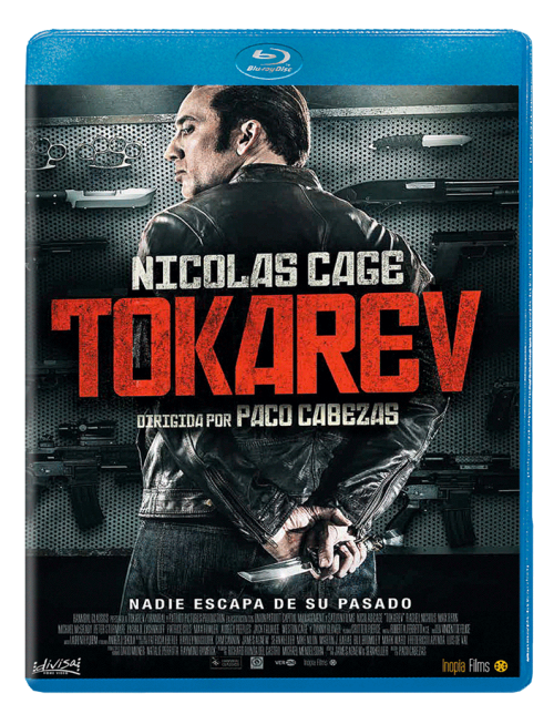 A la venta 'Tokarev' en DVD y Blu-ray