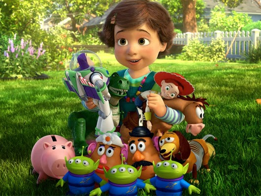 Suponemos que al ver cómo Toy Story 3 bajaba un puesto en las películas de  mayor recaudación 8299db5e9bd