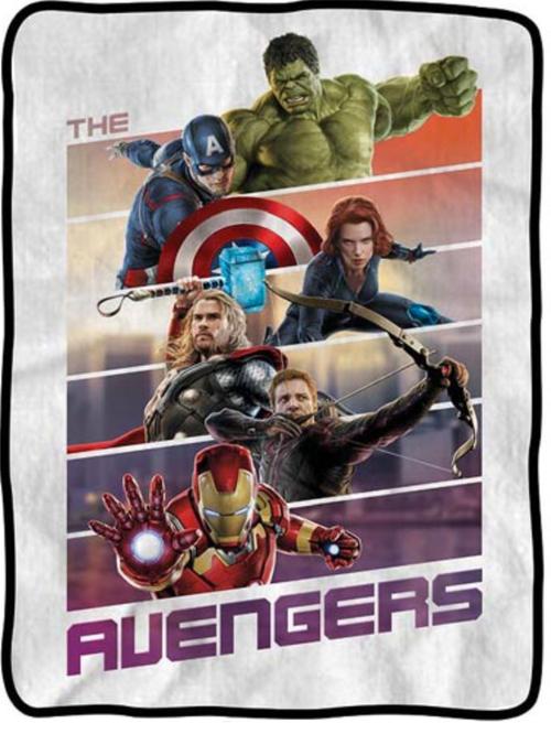 Marvel revela imágenes de arte conceptual de 'Vengadores: La era de Ultrón'
