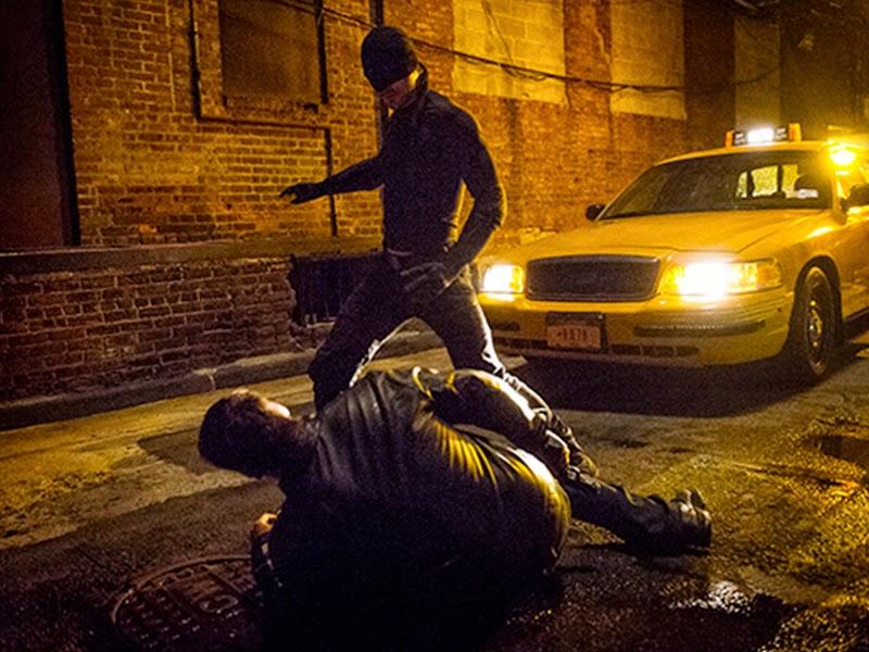 Póster y primeras imágenes de la serie 'Daredevil'