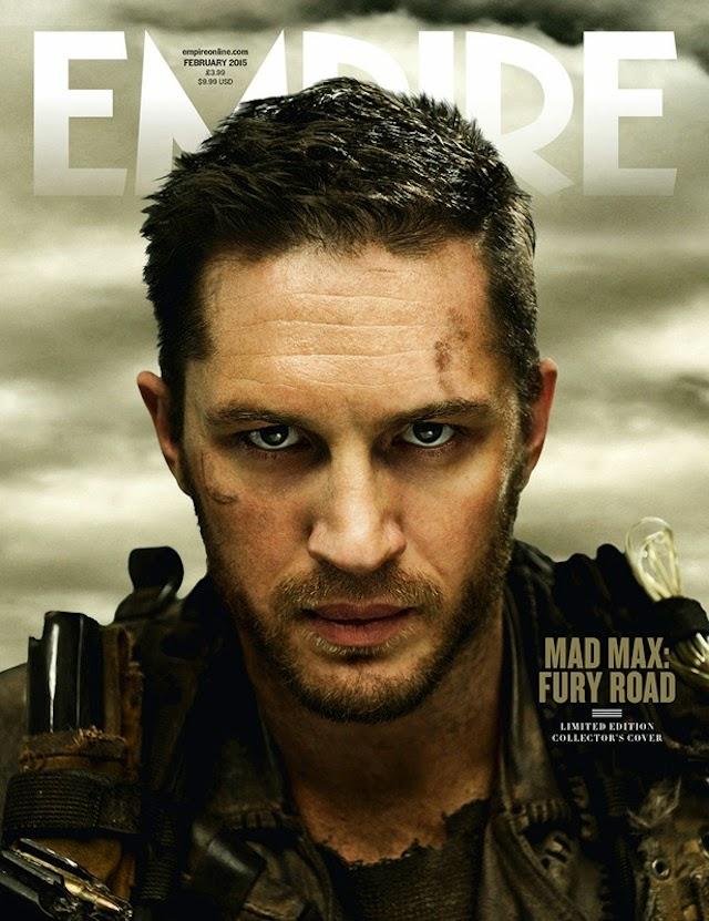 'Mad Max: Furia en la carretera' acapara las portadas de Empire