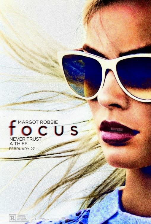 Pósters de 'Focus' con Will Smith y Margo Robbie