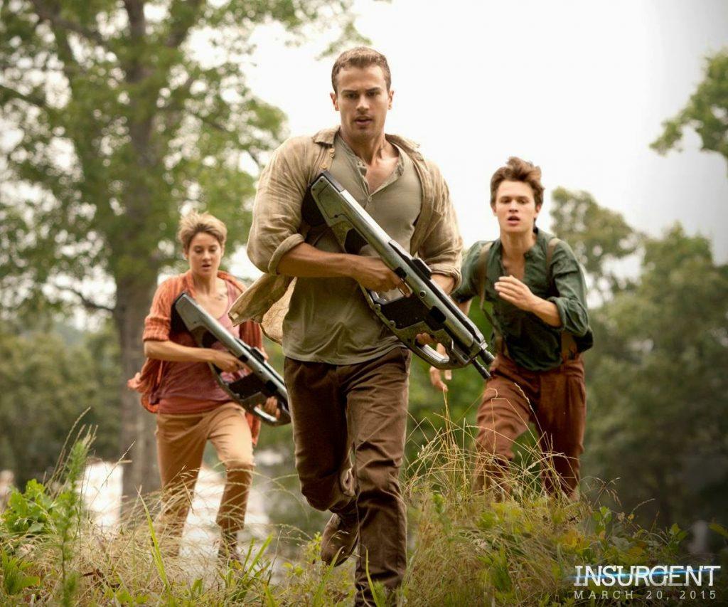 Primera imagen oficial de 'La serie Divergente: Insurgente', y fecha para el tráiler