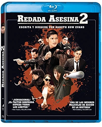 Tráiler de 'Redada asesina 2' que llegará en Blu-ray a España en enero