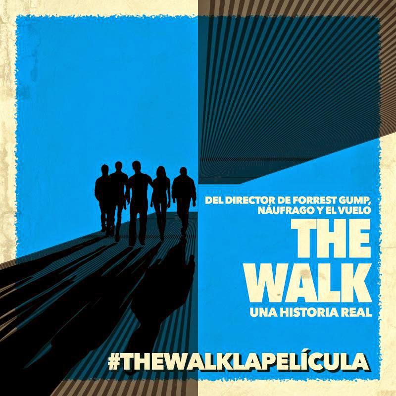 Primer póster y tráiler de 'The walk', con Joseph Gordon-Levitt