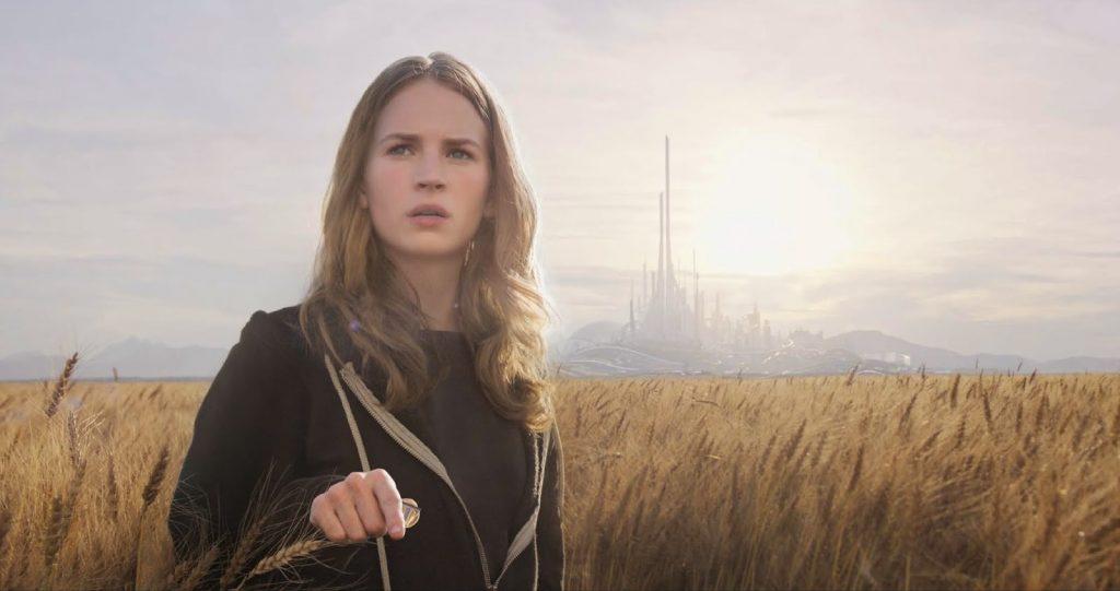 Nueva imagen oficial de 'Tomorrowland. El mundo del mañana'