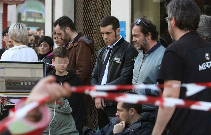 Arranca el rodaje de 'Toro', de Kike Maíllo, con Mario Casas, Luis Tosar y José Sacristán