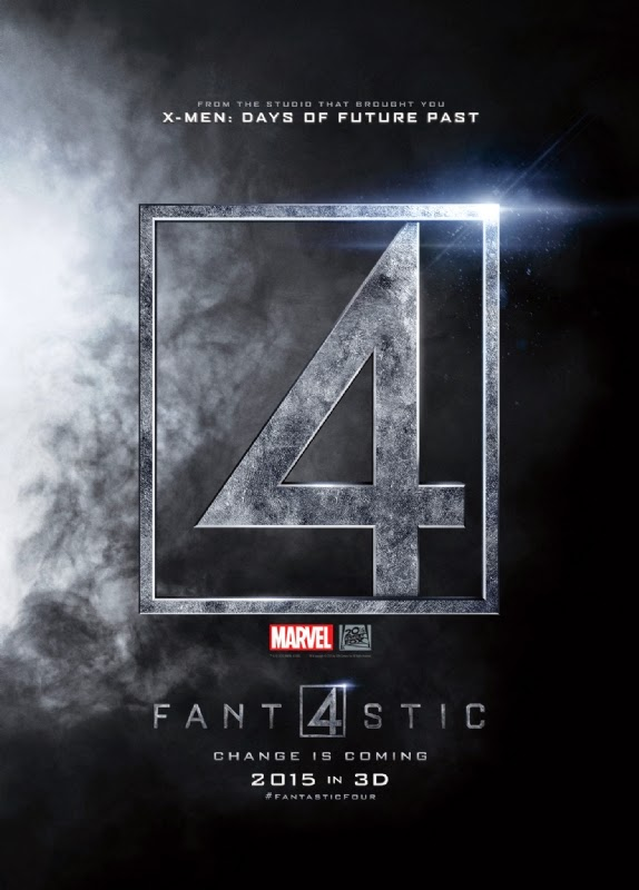 Primer tráiler oficial en castellano y póster de 'Cuatro Fantásticos' (Actualizado)