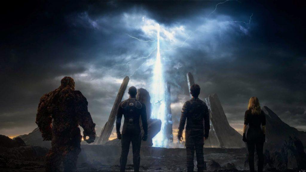 Primer tráiler oficial en castellano, póster e imágenes de 'Cuatro Fantásticos' (Actualizado)