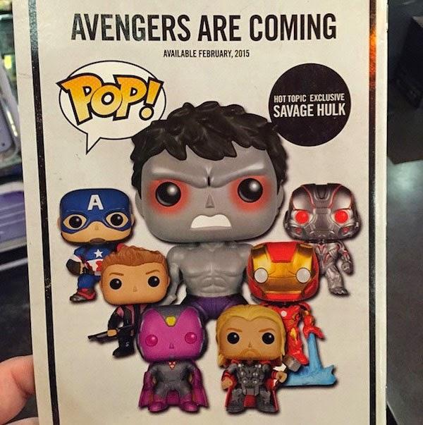 ¿Veremos a Hulk gris en 'Vengadores: La era de Ultrón'?
